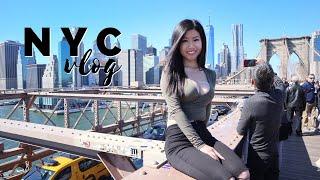 Travel Vlog: New York City | October 2019