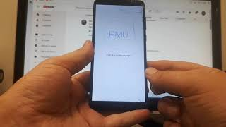 FRP! Huawei P Smart 2018 FIG-LX1 EMUI 9.1.0 Бесплатное решение. World First.