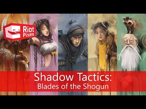 Shadow Tactics: Blades of the Shogun. Японскиe коммандос