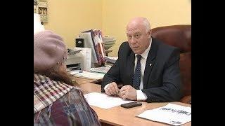 Директор Департамента ветеринарии Свердловской области Евгений Трушкин провел личный прием граждан