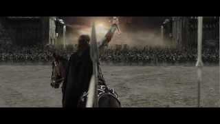 (HD) Discours Aragorn, Le seigneur des anneaux, Le retour du roi.