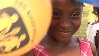 preview picture of video 'Liberia: Grace führt durchs SOS-Kinderdorf Monrovia'