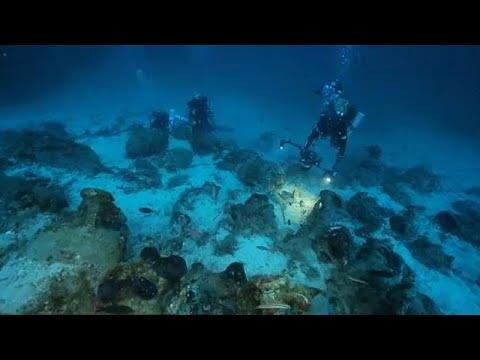 Φούρνοι: Βρέθηκε «θησαυρός» με 58 αρχαία ναυάγια!