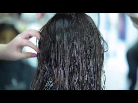 Die Öle die Dichte des Haares
