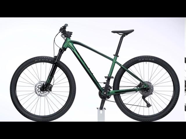 Видео Велосипед Scott Aspect 920 Forest Green