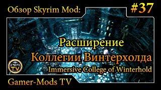 ֎ Расширение Коллегии Винтерхолда / Immersive College of Winterhold ֎ Обзор мода для Skyrim #37