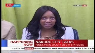 Nakuru eyes city status following bill that allowed creating of two more cities