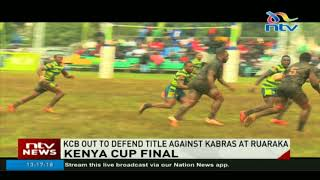 Kenya Cup final: KCB out to defend title against Kabras at Ruaraka | Kholo.pk