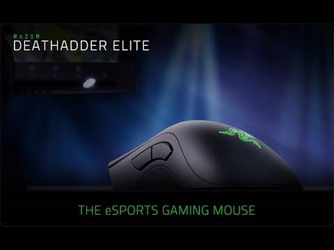 Фото - Мышь проводная Razer Death Adder Elite (RZ01-02010100-R3G1)