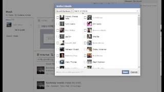 How to edit, invite and share your event in Facebook