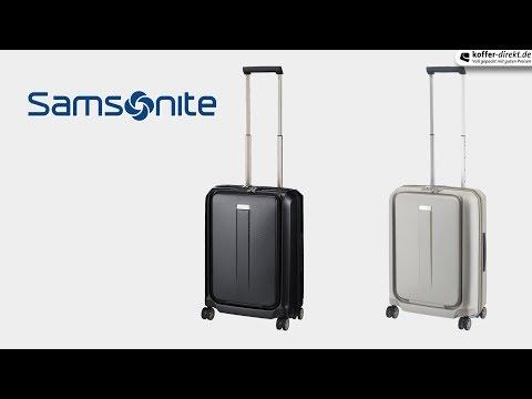 Samsonite - Prodigy 4-Rollen-Kabinen-Trolley   koffer-direkt.de