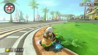 Toad Harbor - 1:56.067 - K4I (Mario Kart 8 World Record)