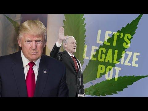 Marijuana Policy in the Trump Era