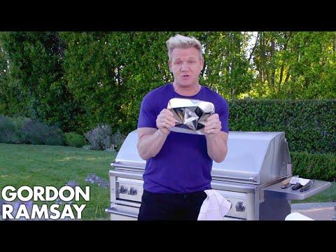 戈登·詹姆斯10M訂閱慶祝順便教你做漢堡