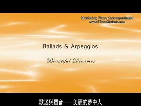 Piano Accompaniment  with Arpeggios and Broken Chords