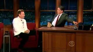 EwanMcGregor Late Late Show with Craig Ferguson .2011.11.15