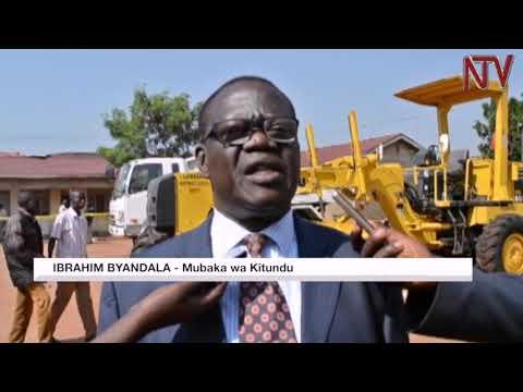 OMULIRO: Waliwo ekizimbe ekiyindidde e Luweero