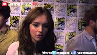 Interview saison 2 Bates motel pour GamerHubTV (SDCC)