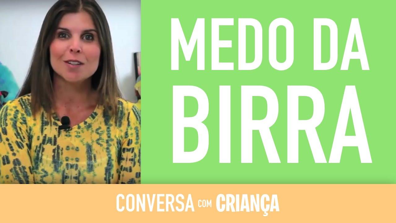 Medo da Birra  | Conversa com Criança | Psicóloga Infantil Daniella Freixo de Faria