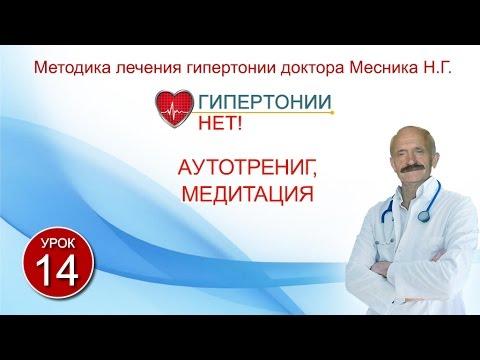 Ранняя гипертония профилактика и лечение