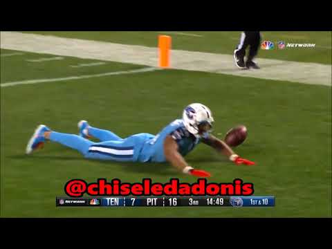 NFL Week 11 TNF Game Highlight Commentary (Steelers vs Titans)