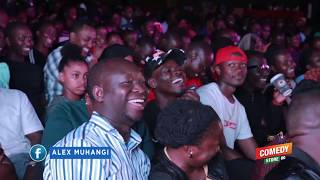 Alex Muhangi Comedy Store Oct 2019   Epi 490 TV Show