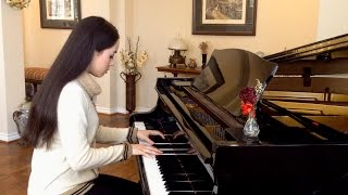 💧 River Flows in You - Yiruma - Piano cover - Elena House 🎹