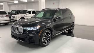 2019 BMW X7 xDrive40i Premium Excellence - Walkaround 4k