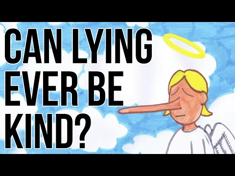 Can Lying ever be Kind?