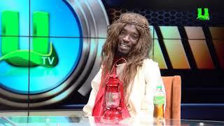 'Ghana Jesus' Membusem joins Akrobeto to present the REAL NEWS - S2 E39
