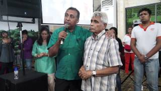 preview picture of video 'A Gist of God's Glory at the Colombo Miracle Service (2nd July 2014)'