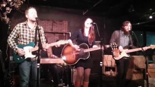 "Katie Grace - ""All That Matters"" - Live at The Park Bar - Detroit, Michigan - November 9, 2012"