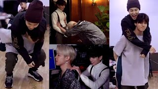 JIKOOK DAILY LIFE ( WAKE UP - BED TIME , INCLUDED SOME 5TH MUSTER DVD MOMENTS)