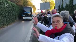Werknemers Franciscus Gasthuis voeren actie tijdens landelijke ziekenhuisstaking