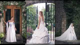 Shooting Medieval Wedding Dresses In The Old Port Of Montreal - Ft. Dracolite