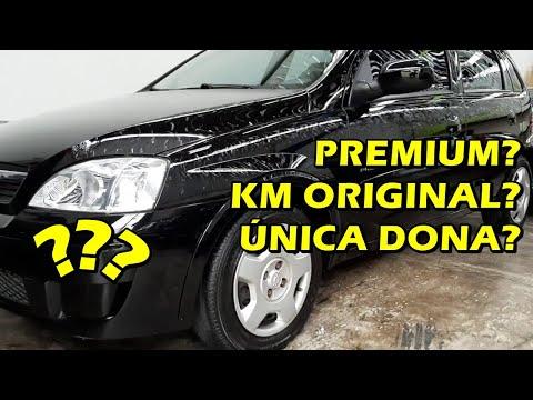 Ph - DÚVIDAS SOBRE O CORSA PREMIUM COM 40 MIL KM