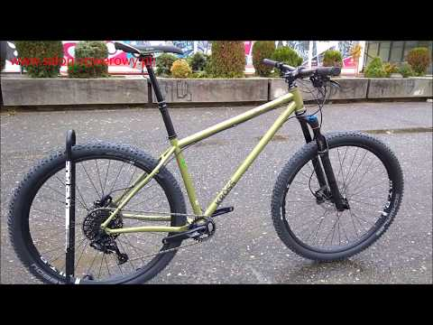Видео о Велосипед Kross PURE TRAIL olive-matt R16KE29183782Z