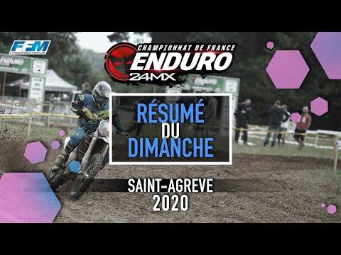 CDF enduro 2020 Saint-Agrève - J2