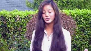 Miley Cyrus - Wrecking Ball (cover by Quynh Nhi)