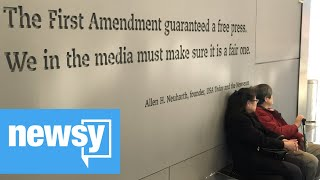 The Newseum permanently closes after 11 years
