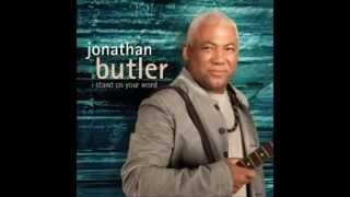 """I Stand On Your Word"" lyrics and video by Jonathan Butler"