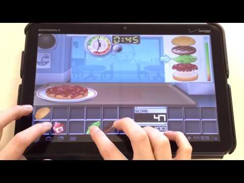 Video of Burger