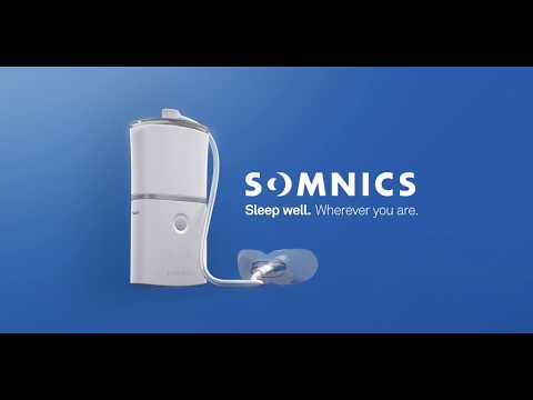 Somnics iNap Sleep Therapy Intro