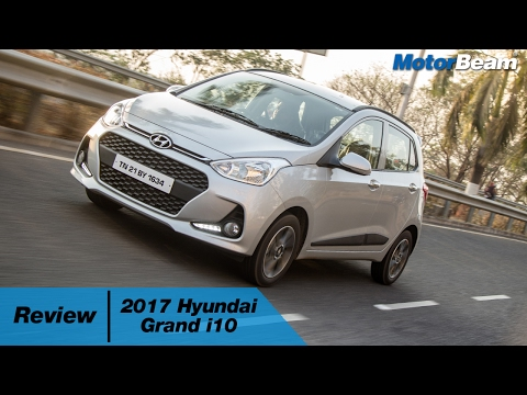 2017 Hyundai Grand i10 Review | MotorBeam