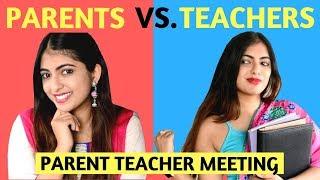 Parents Vs. Teachers | Parent Teacher Meetings | Nakhrebaaz | Latest Hindi Comedy Videos