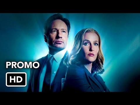 The Trailer For The New X-Files Mini-Series Is Here