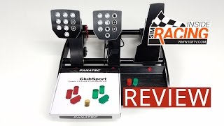 Fanatec ClubSport Pedals V3 Brake Performance Kit Review