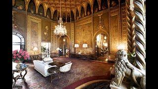 هذا هو قصر ترمب الذهبي