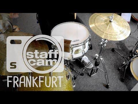 Staffcam: Sabian Artisan Elite Becken: 20