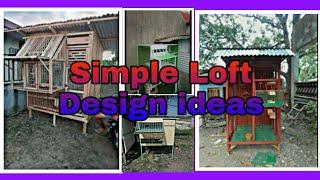 Simple Loft Design Ideas